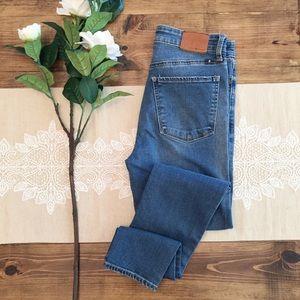 Lucky Brand Bridgette Skinny High Rise Jeans 26
